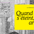 Exposition participative,  partir du 6 avril sur les murs de la ville, prises de vues  compter du 30 mars.