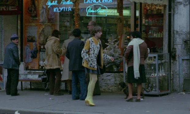 les prostituées du boulevard parisien