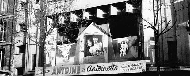 L'ancien café-concert de renom accueille les premières séances du cinématographe, avant de devenir un cinéma Art déco en 1933.