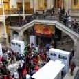 Quelques photos de la soirée de lancement de l'exposition Nos cinémas de quartier