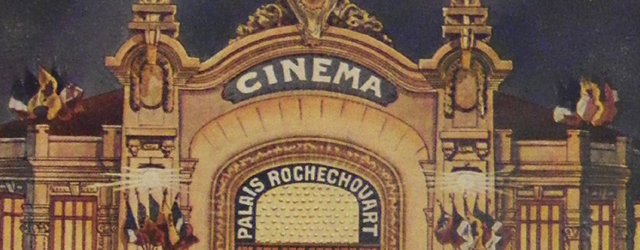 """""""Le cinéma de Paris, le plus beau et le plus confortable"""""""