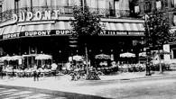 Avant Tati, le Dupont Barbès, fut durant plus de cinquante ans, un acteur emblématique du carrefour Barbès-Rochechouart.