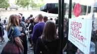 Vidéo de Jérémie Lecaudey et Carmen Paintoux, revivez l'ambiance de l'apéro PARIS-LOUXOR.